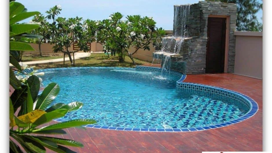 Absolute Beachfront Private Pool Villa – KuiBuri