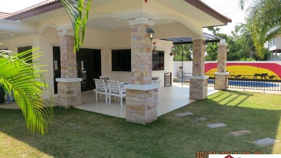 Black Mountain Hua Hin – 3 Bed Pool Villa On An Estate