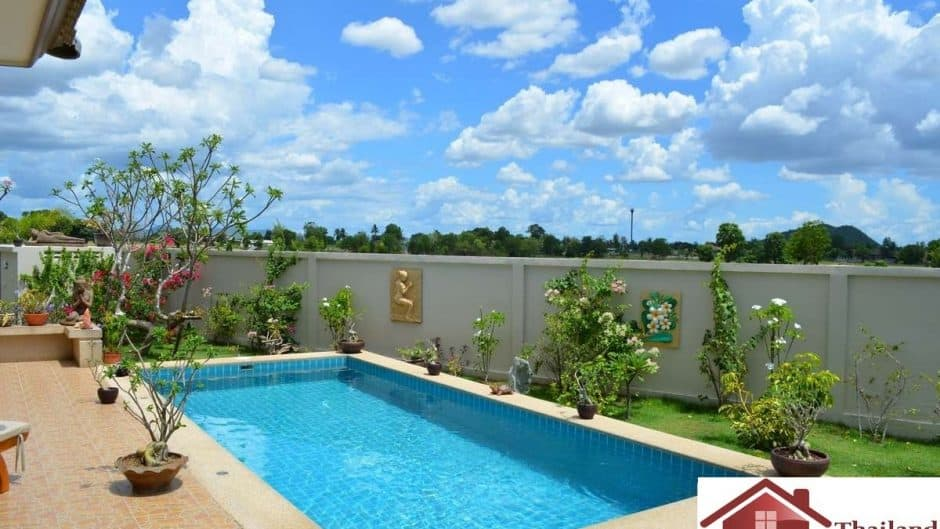 Emerald Resort – Reduced Resale Pool Villa