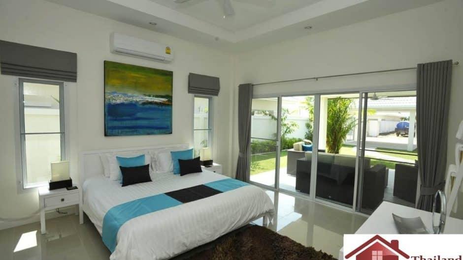 Hua Hin Brand New Pool Villas – Fantastic Deal