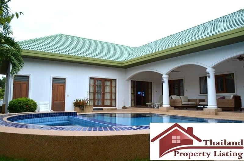 Hua Hin Pool Villa For Sale At A Discounted Price