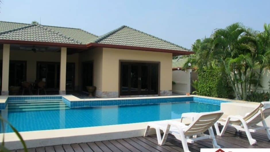 Hua Hin Pool Villa In Top Qualtity Development