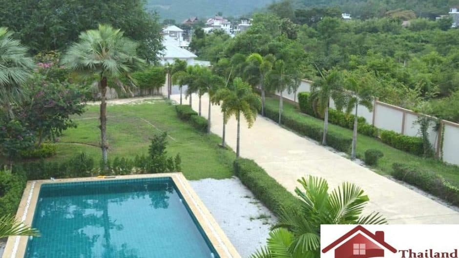 Hua Hin Private Pool Villa Feat. 4 bed 4 Bath