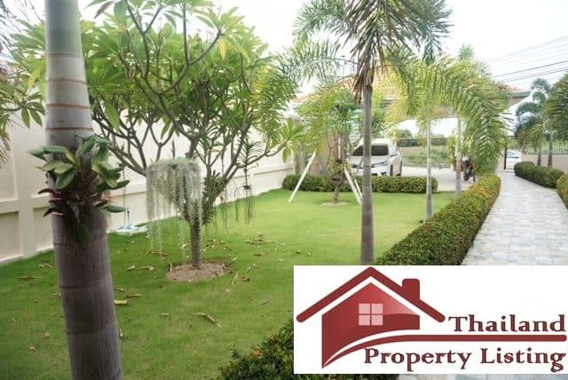 Hua Hin Property With Large Outdoor Area