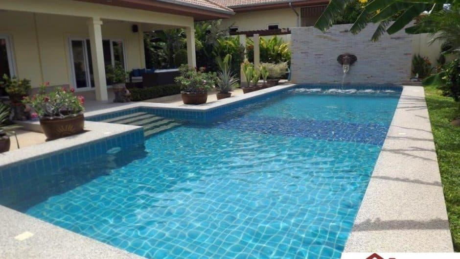 Hua Hin Quality Pool Villas In A Development