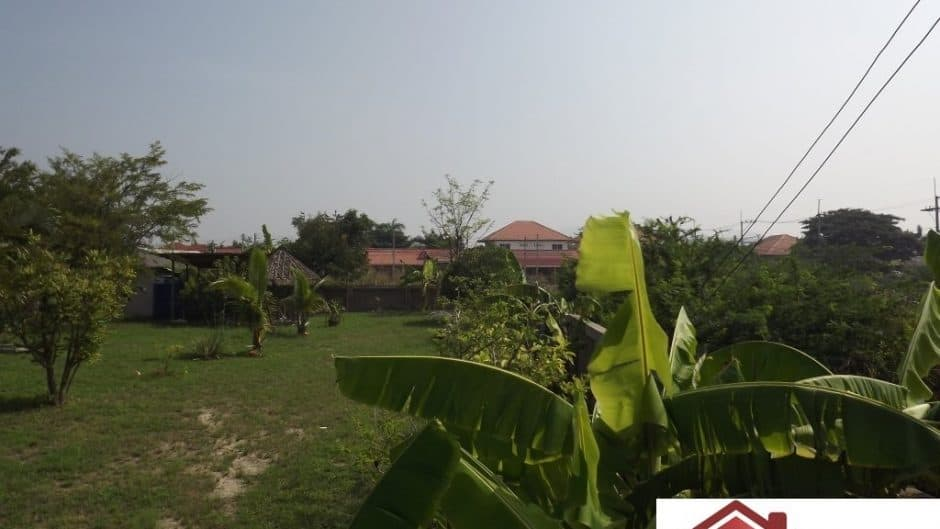 Land Plot for Sale Located Central Hua Hin