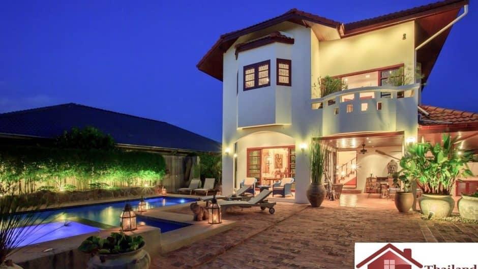 Luxury Estate Home Near Hua Hin Town Center