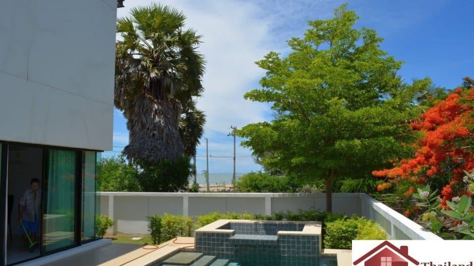 Modern Beach Villas – Baan Glai Talay Pranburi