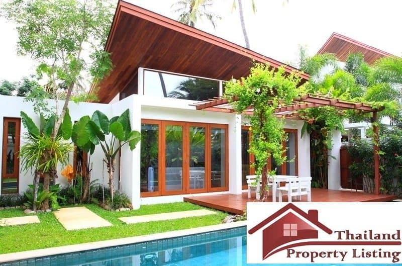 Modern Style Pool Villa Near Pranburi Beach