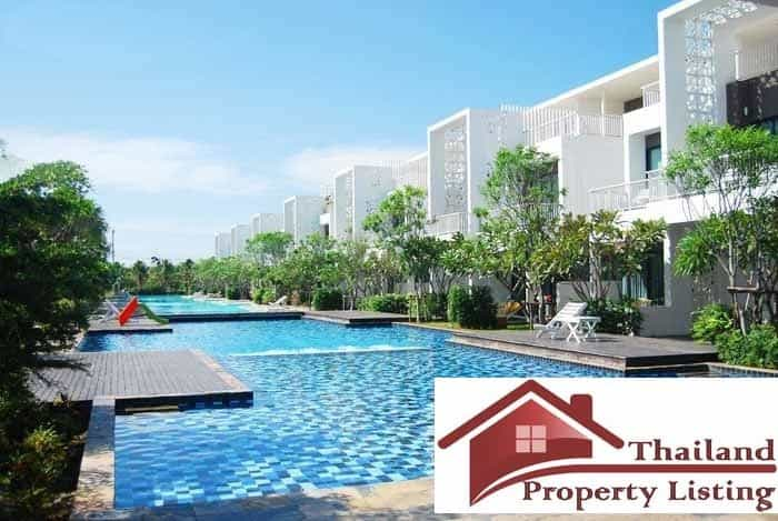 Near Khao Takiab Beach Luxury Resort for sale – Hua Hin