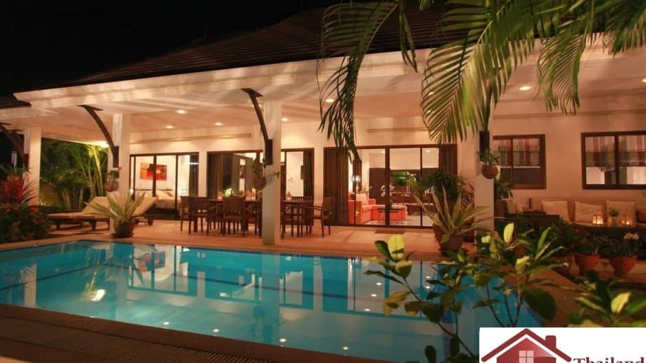 Private Pool Villa Hua Hin – Close to Hua Hin Town Center