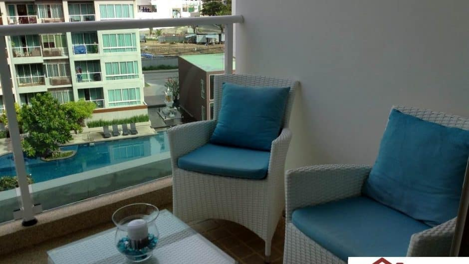 Tastefully Furnished 2 Bed Unit South Of Hua Hin