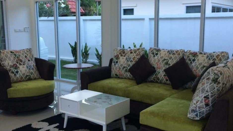 Well Maintained Hua Hin Family Pool Villa For Sale