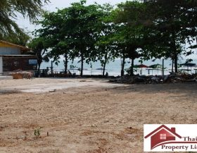 Absoulte beachfront land for sale Hua Hin