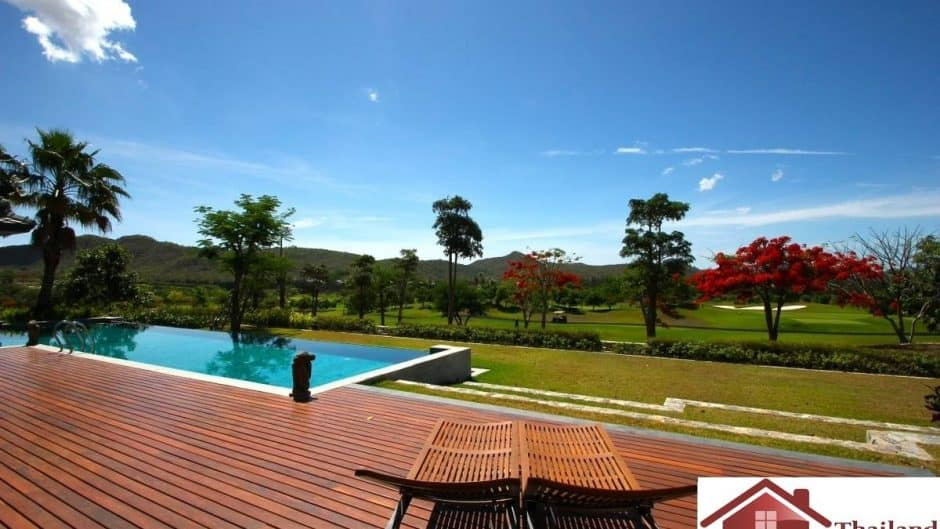 Black Mountain Hua Hin – Stunning Golf Course Pool Villa