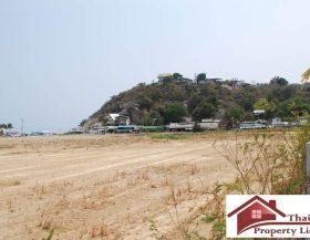 Absolute beachfront land Khao Takiab Hua Hin