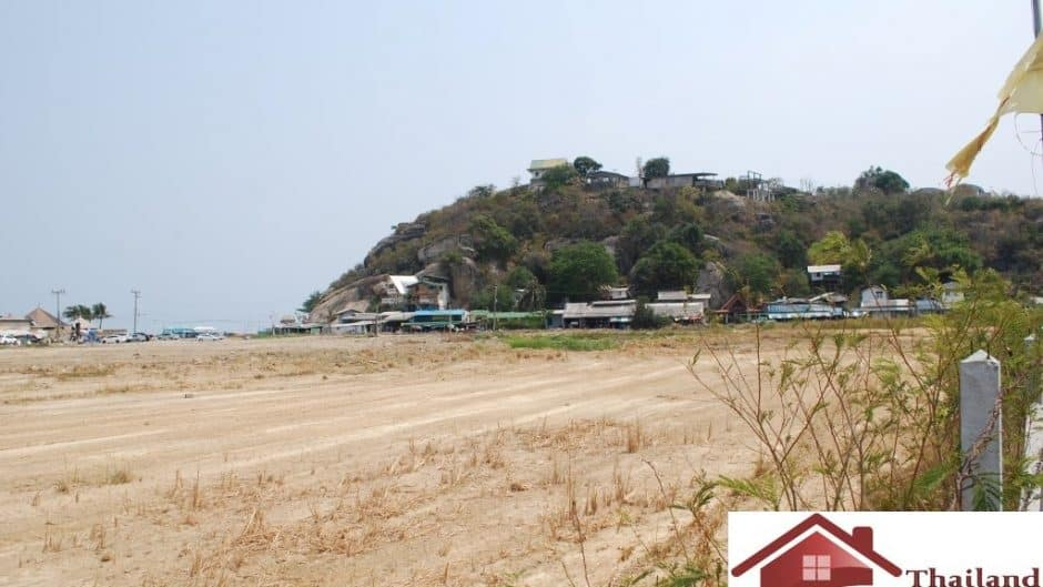 Hua Hin Beachfront 20 Rai Plot For Sale