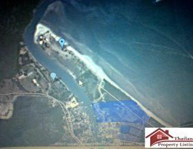 Absoulute Beachfront 29 Rai land Sam Roi Yot