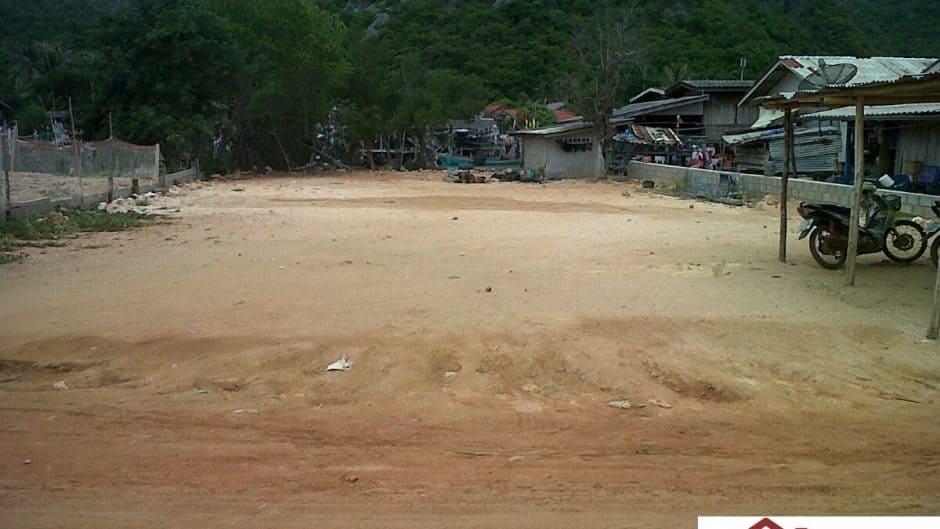Sam Roi Yot Beachfront Plot For Sale – 29 Rai