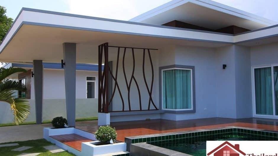 Affordable Hua Hin Eco Friendly Homes – La Leaf Valley