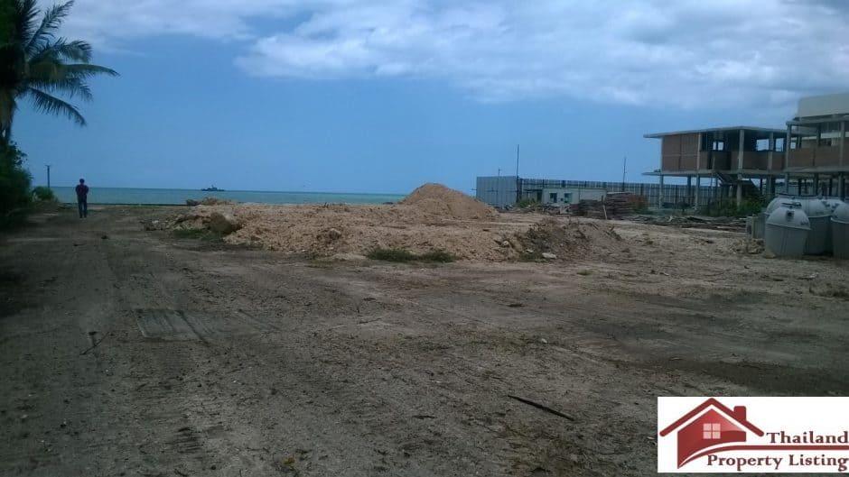 Hua Hin Beachfront Land – 2 rai 160 Sqm