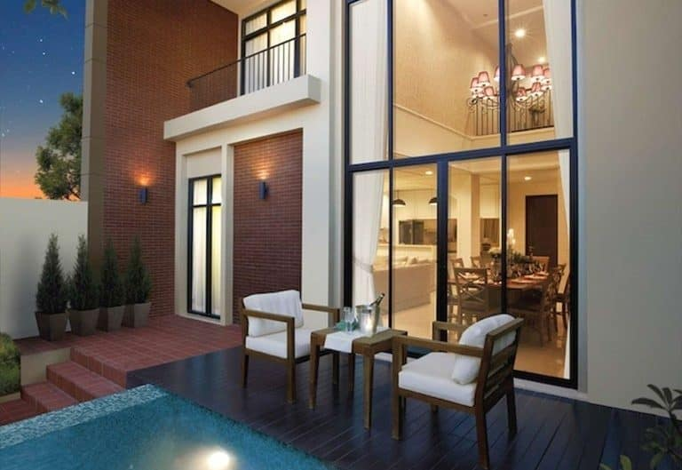 Luxury Italian Style Townhouses South Hua Hin Soi 112 – Amore