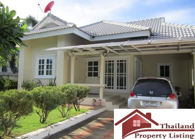 Resale 3 Bed 2 Bath Hua Hin Villa – Quick Sell