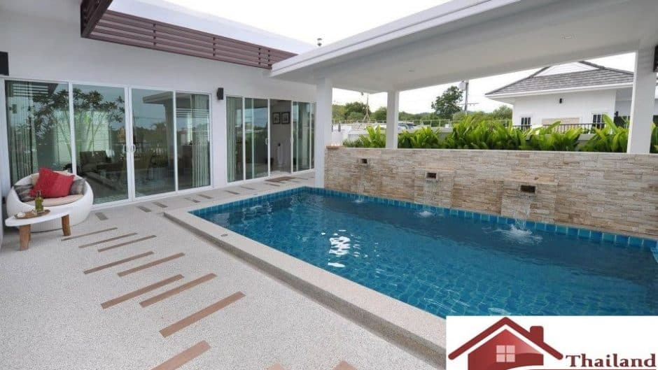 South Hua Hin Private Pool Villa For Sale – Sivana Gardens