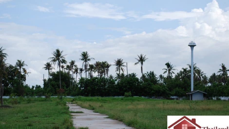 Ideal Plot For Development Located Only 300 M from beach
