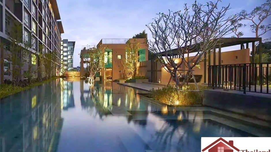 Condo In The Heart Of Hua Hin 2 Bedroom