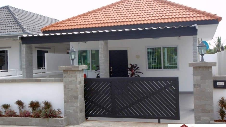 Discounted Resale Villa In Cha Am