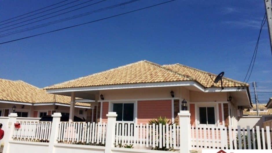 Fully furnished 3 Bed Villa Near Tesco Pranburi