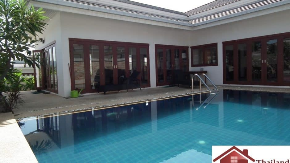 Hua Hin Resale 3 Bed Private Pool Villa Near Town