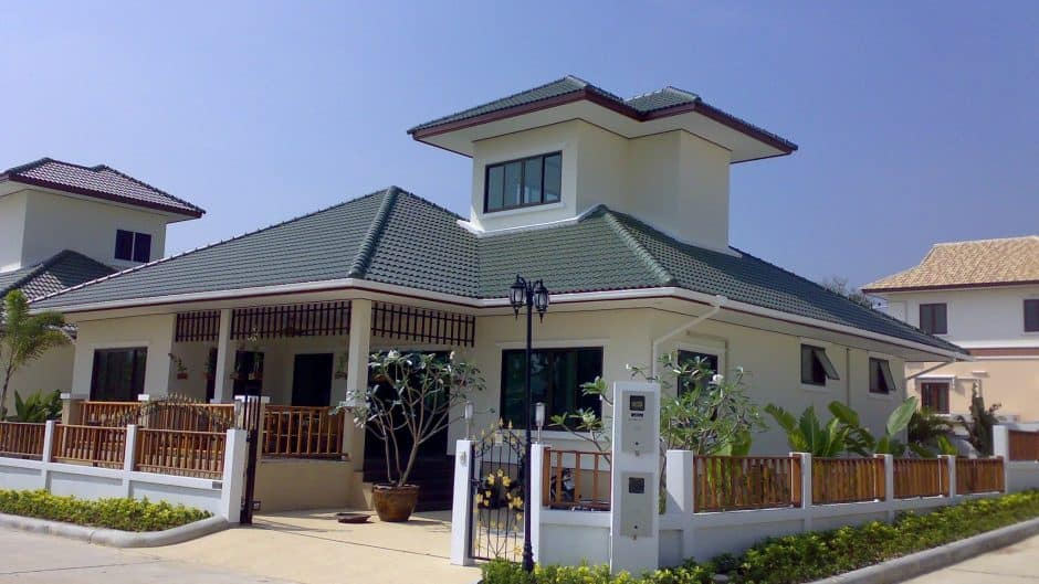 Hua Hin Resale 3 Bed Villa In A Matured Estate