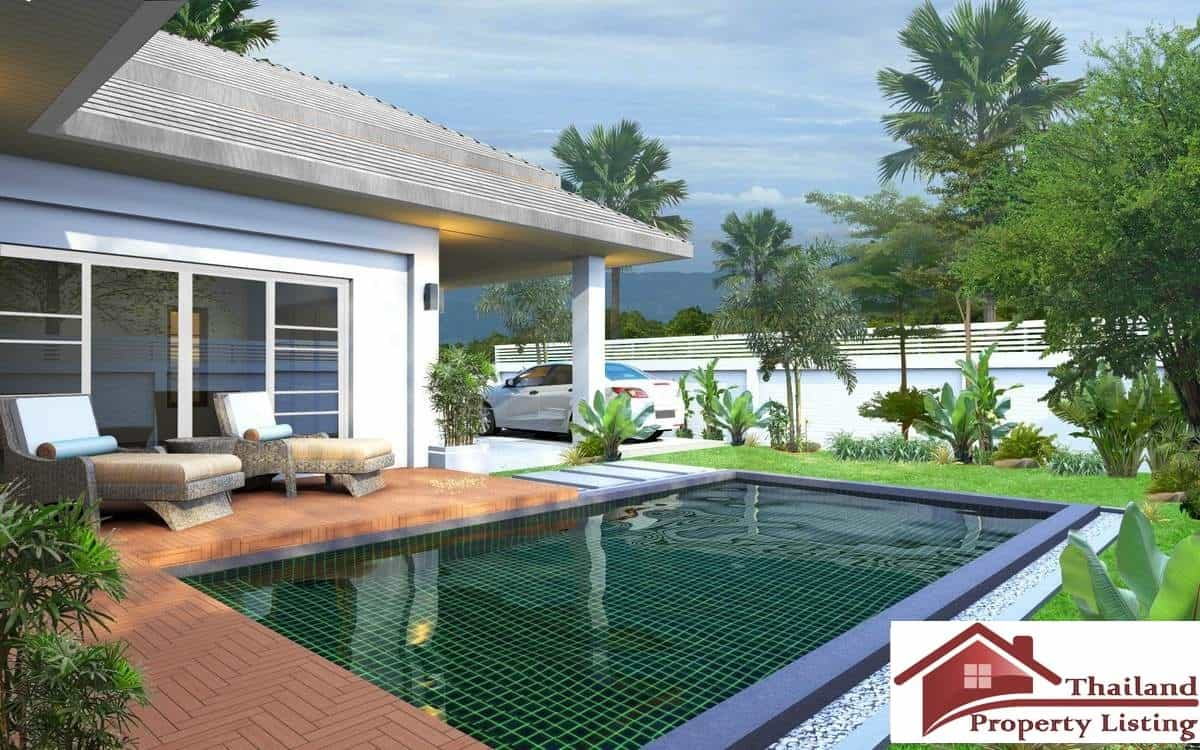 Luxury private hua hin pool villa for sale for Outdoor furniture hua hin