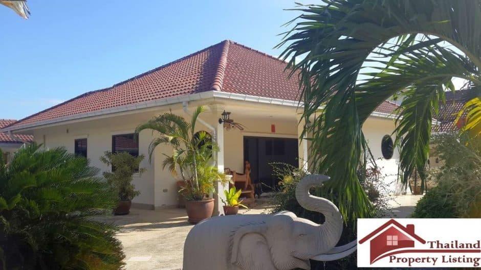 Pak Nam Pran – Nice 2 Bed Villa For Sale