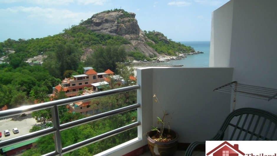 Panoramic Sea View Condo Hua Hin