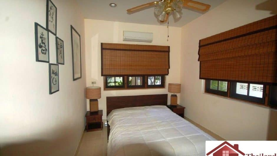 Private 3 Bed Family Home In Hua Hin For Sale