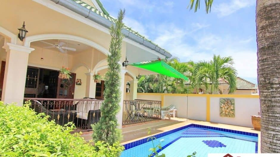 Private Pool Villa Hua Hin – Ready Move In