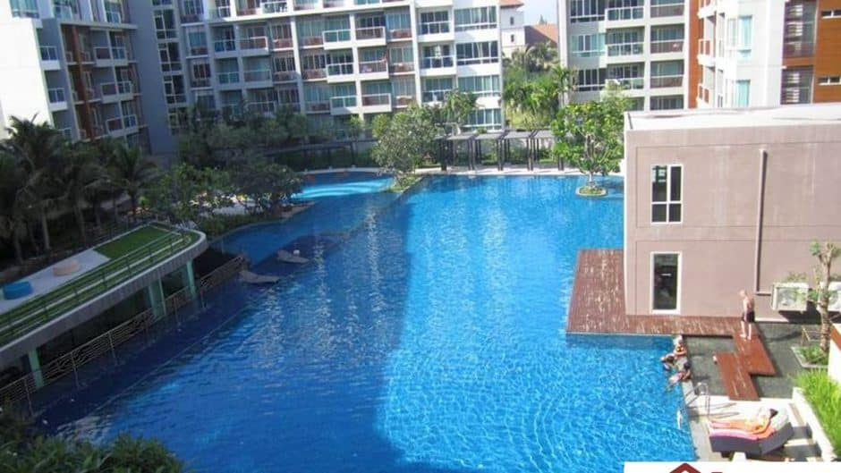 Ready To Move In 1 Bed Hua Hin Condo For Sale