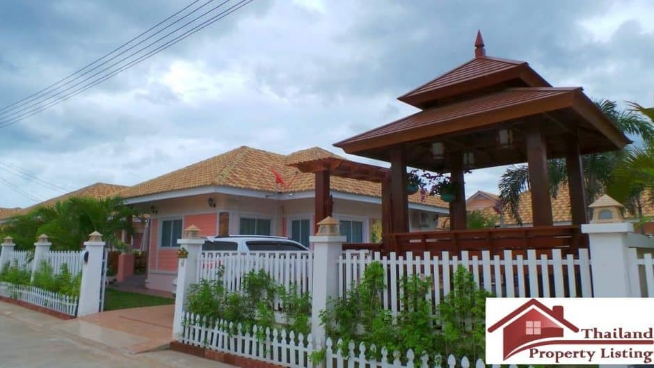 Ready To Move In Private Pool Villa in Pranburi