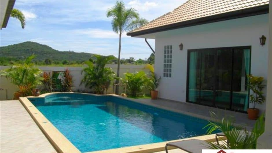 Reduced Resale Pool Villa Close To Hua Hin Center