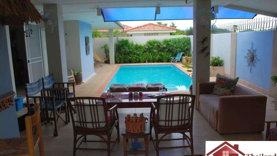 Resale 2 Bed Villa Near Pranburi Beach – Great Value