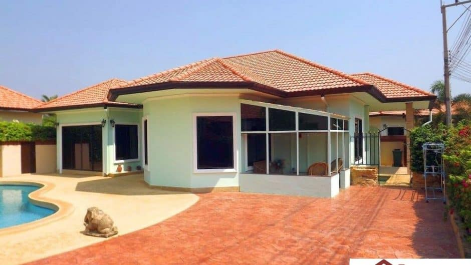 Resale 3 Bed Pool Villa – Ready to Move In