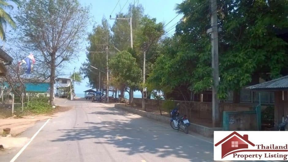 Beachfront Resort Business Cha Am – For Sale