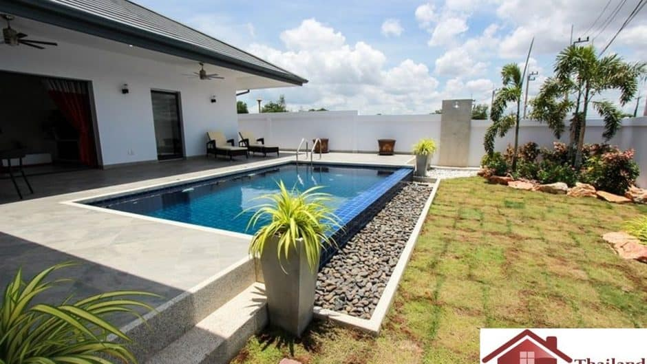 Beautiful Custom Pool Villas Hua Hin – Nature Valley
