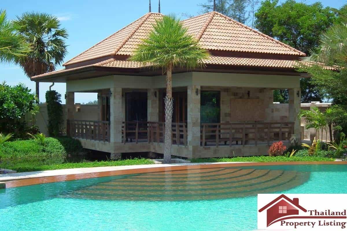 Custom designed home for sale pranburi for Custom homes for sale