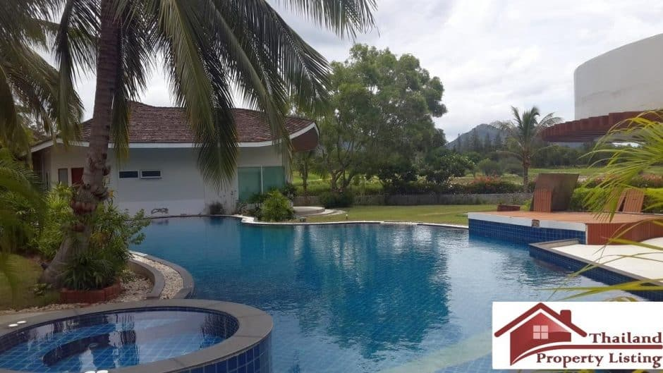 Dream Villa With Beautiful Golf Course View