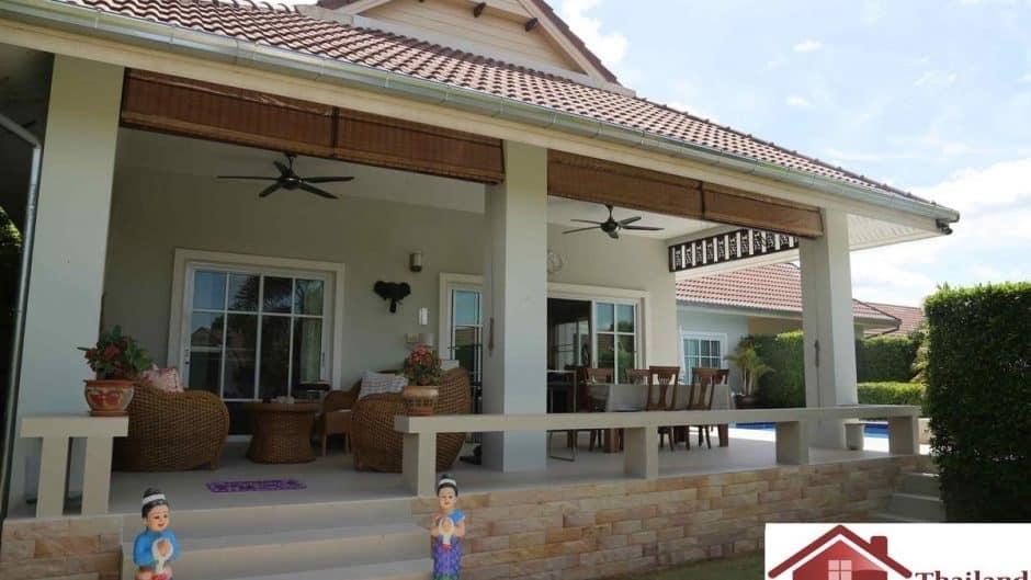 Hua Hin Private Pool Villa In Prime Location