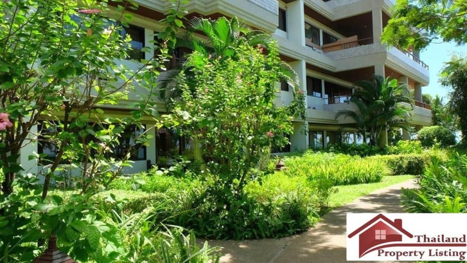 Hua Hin Sea View Condo Offering Spacious Living